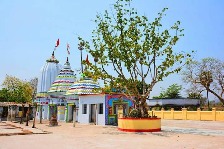 siddheswar temple deulajhari