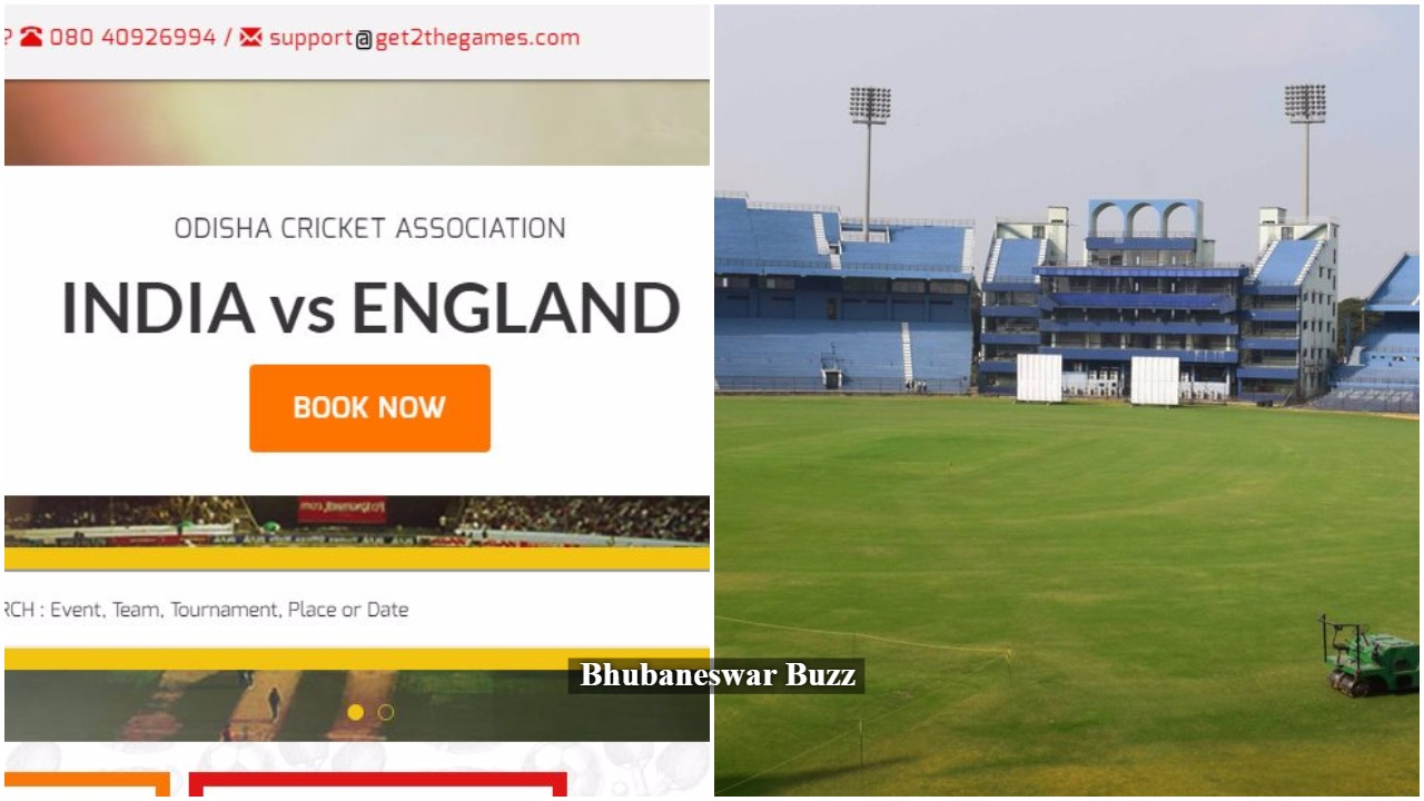 Barabati stadium india vs england cuttack