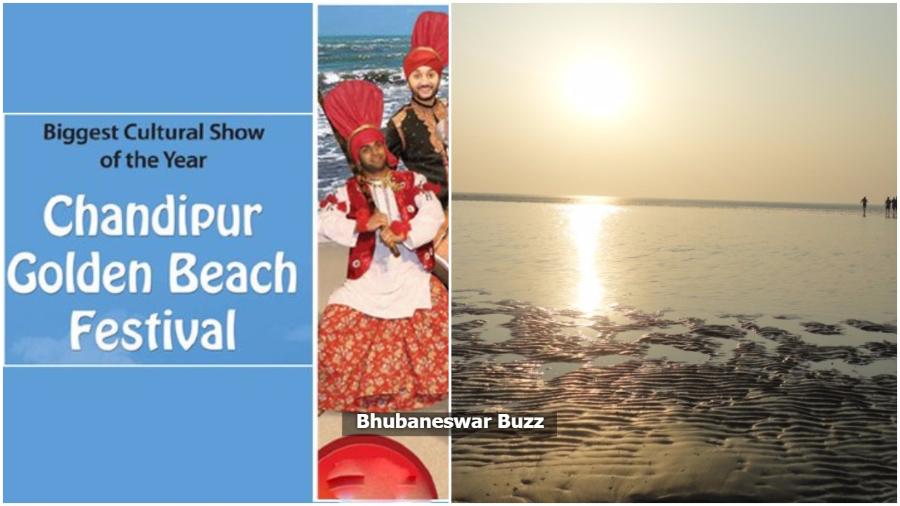 Chandipur beach festival 2017