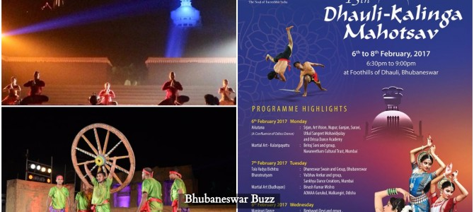Bhubaneswar all set to host 13th Dhauli Kalinga Mahotsav from 6th February