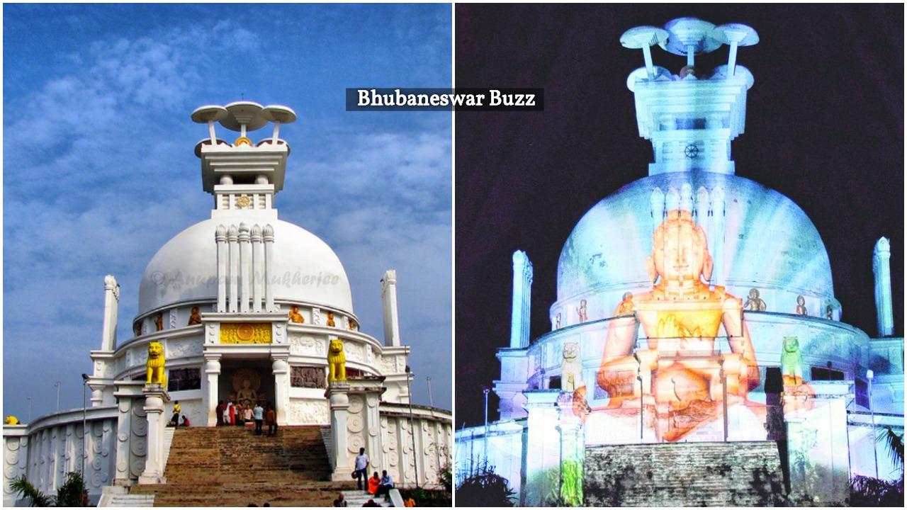 Dhauligi bhubaneswar buzz buddhist tourism