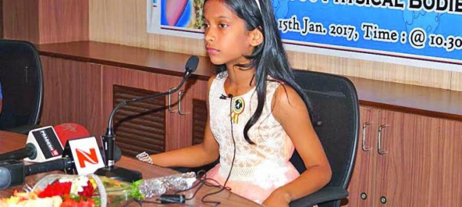 10-year-old Odisha girl can name 1,000 rivers in 9 minutes, enters India Book of Records