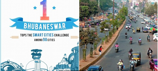 IBI Group the brain behind Bhubaneswar winning Smart City contest Recognized for Leadership in Urban Mobility