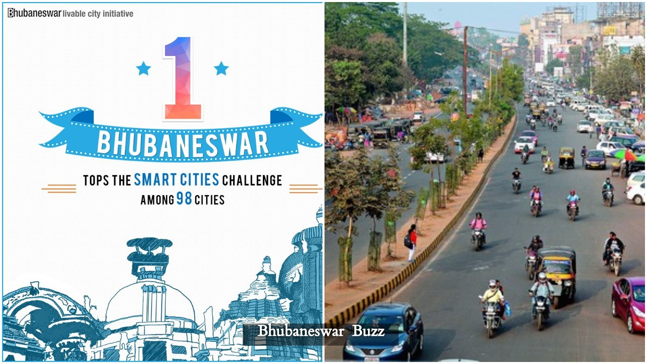 IBI Group bhubaneswar smart city proposal