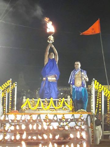 Mahodadhi arati in puri beach bhubaneswar buzz 1
