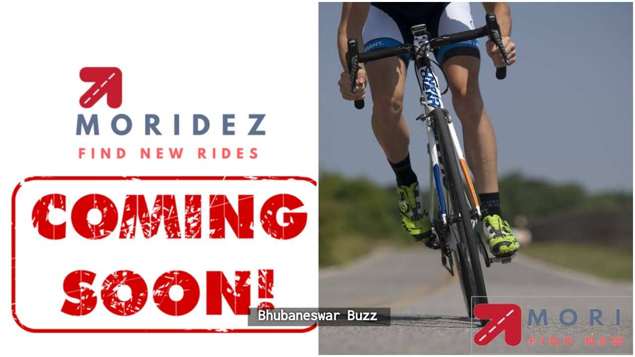 Moridez bhubaneswar buzz rent a cycle bike