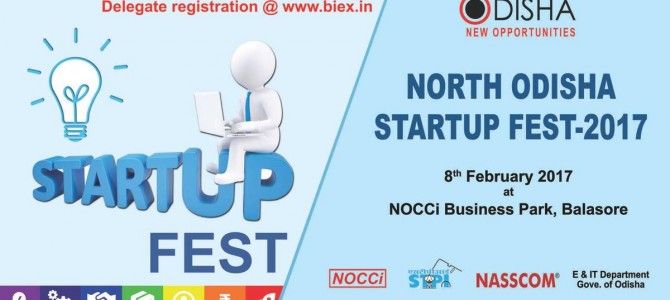 NOCCI Balasore all set to host North Odisha Startup Festival from 8th february