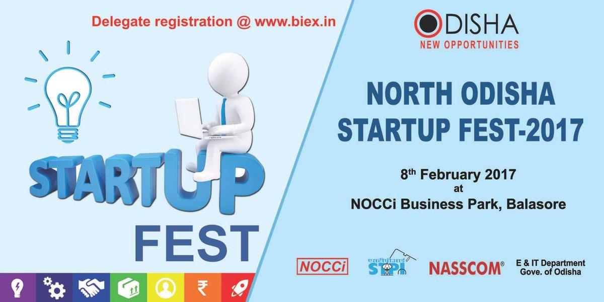 NOCCI business park startup conf odisha