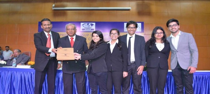 National Law University, Odisha defeated Symbiosis Law School, Pune in finals of Jessup International Moot Competition