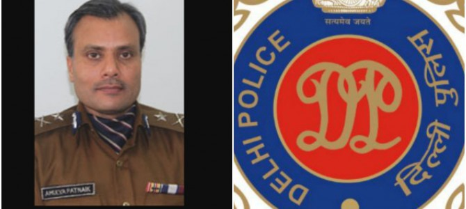 Amulya Patnaik of Odisha chosen to be the next Delhi Police Commissioner