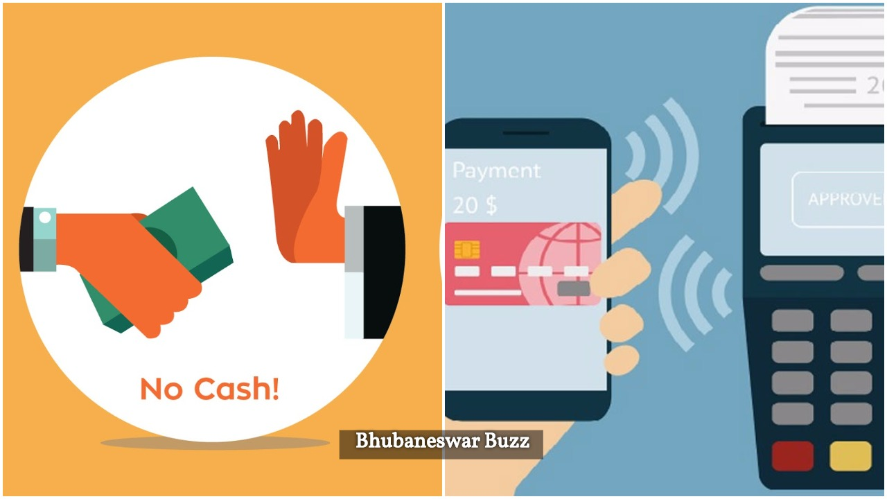 Odisha villages go cashless bhubaneswar buzz bharat financial