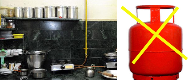 Piped-Gas-in-Kitchen