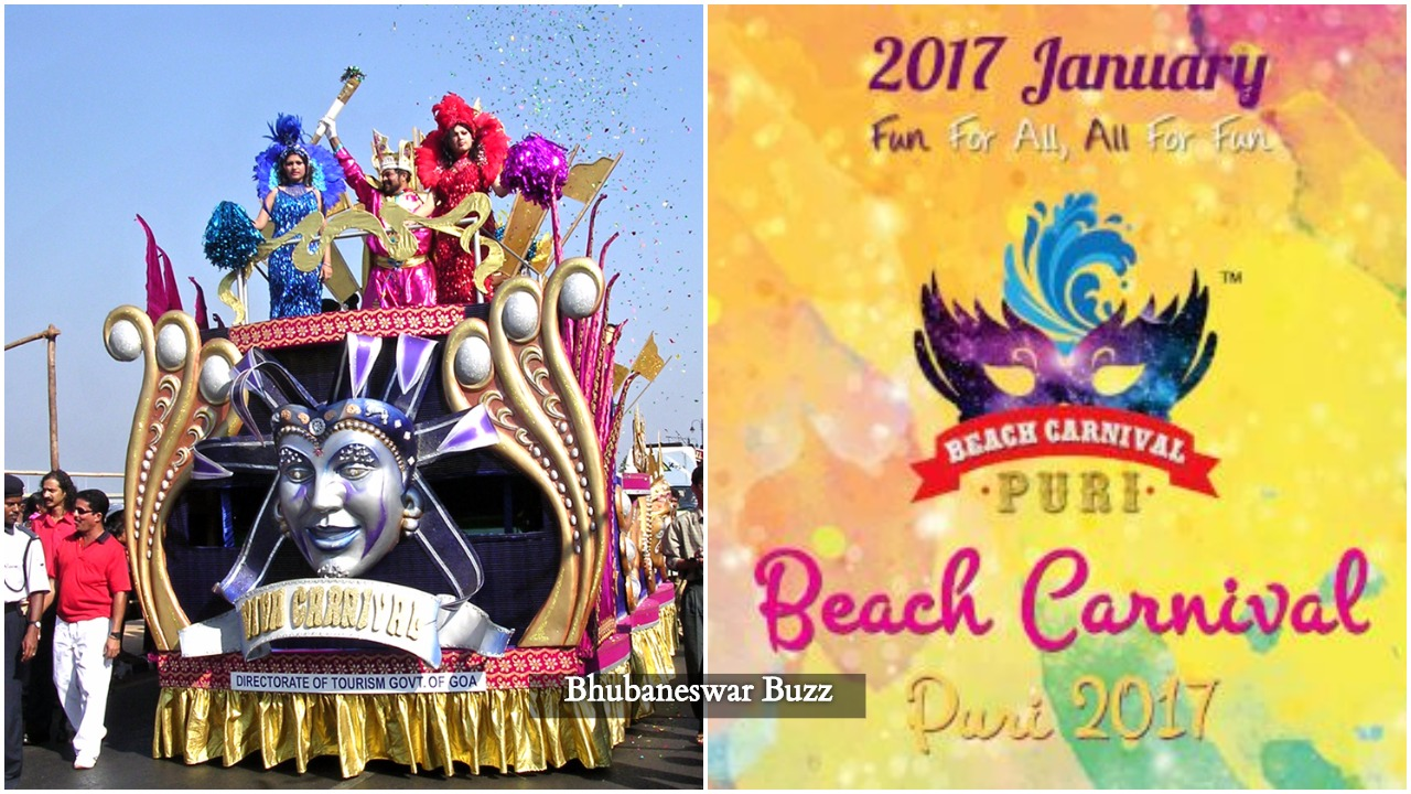 Puri beach CArnival bhubaneswar buzz 2017
