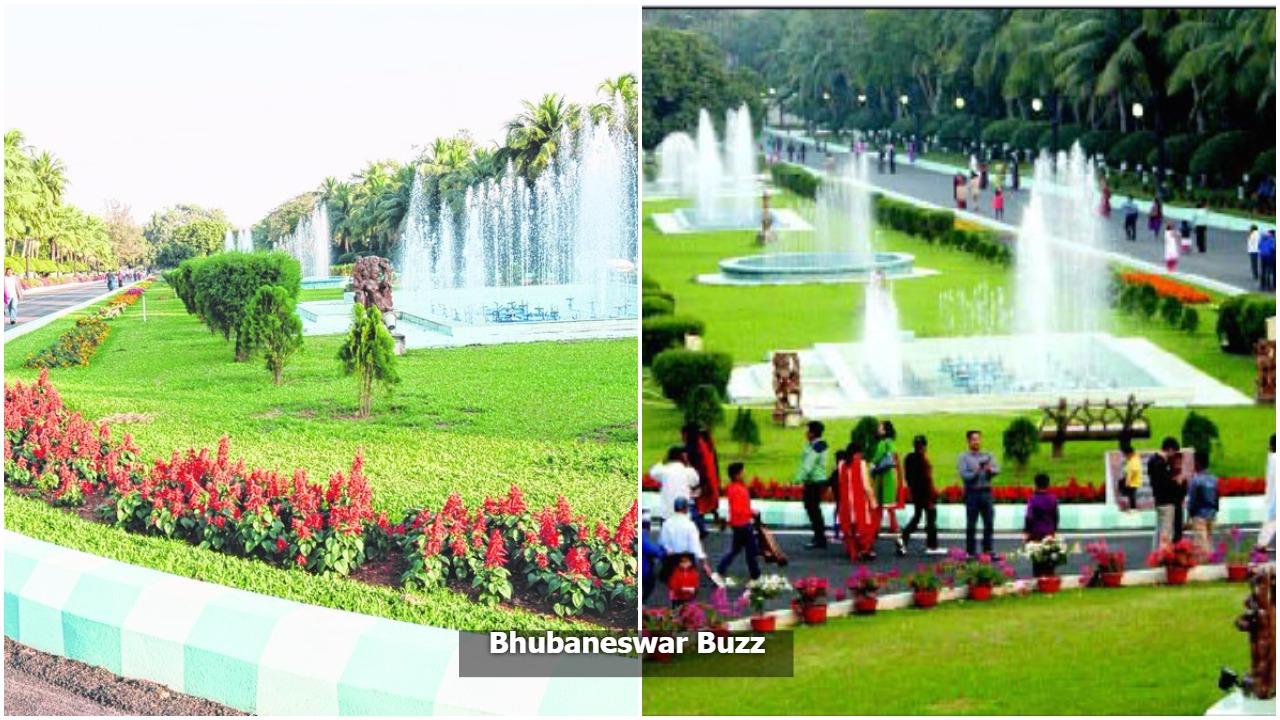 Raj bhavan gardens bhubaneswar buzz