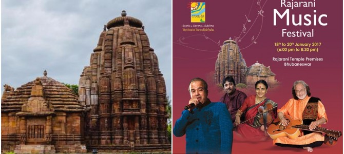 Bhubaneswar gets ready to host Rajarani Music Festival 2017