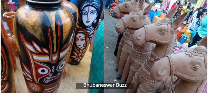 Sisir Saras the Handicrafts Fair continues in the city, women entrepreneurs hold sway