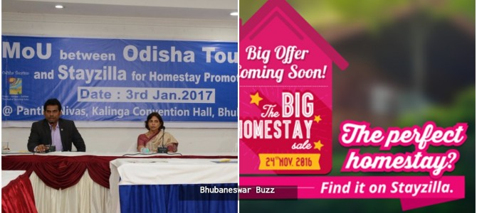 Stayzilla and Odisha Tourism to jointly boost homestays to the travellers visiting Odisha