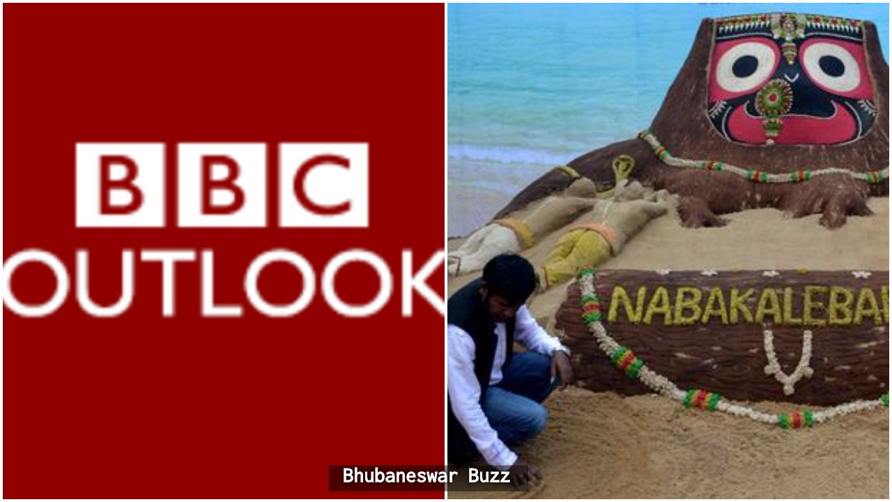 Sudarsan pattnaik BBC podcast bbsrbuzz