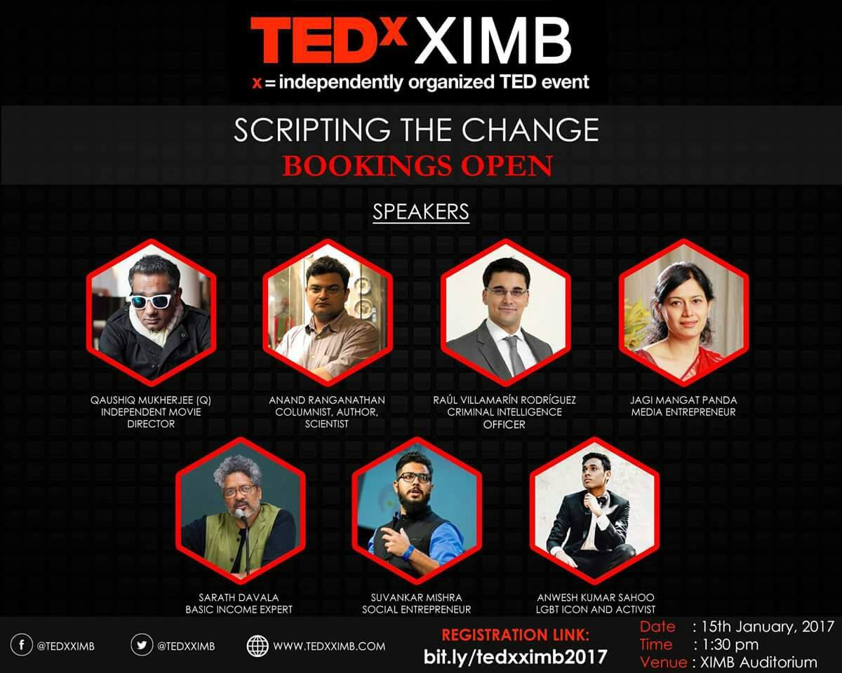 TEDxXIMB2017_OFFIcial bhubaneswar buzz