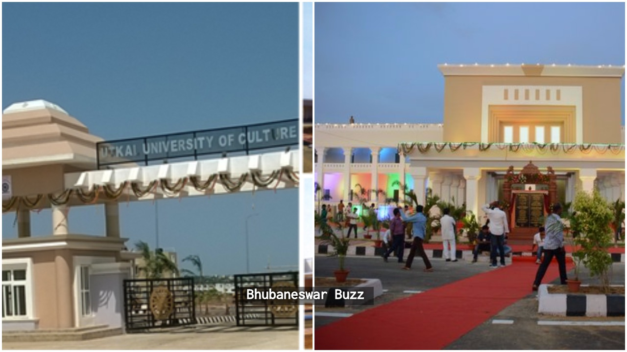 Utkal university of culture bhubaneswar buzz