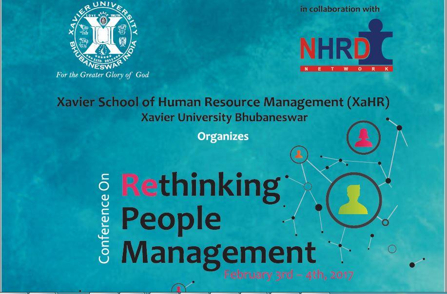 XIMB bhubaneswar buzz HRD event