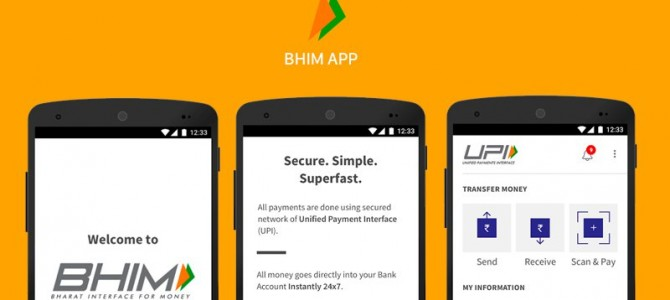 India's own eWallet app BHIM all set to get Odia Language support very soon