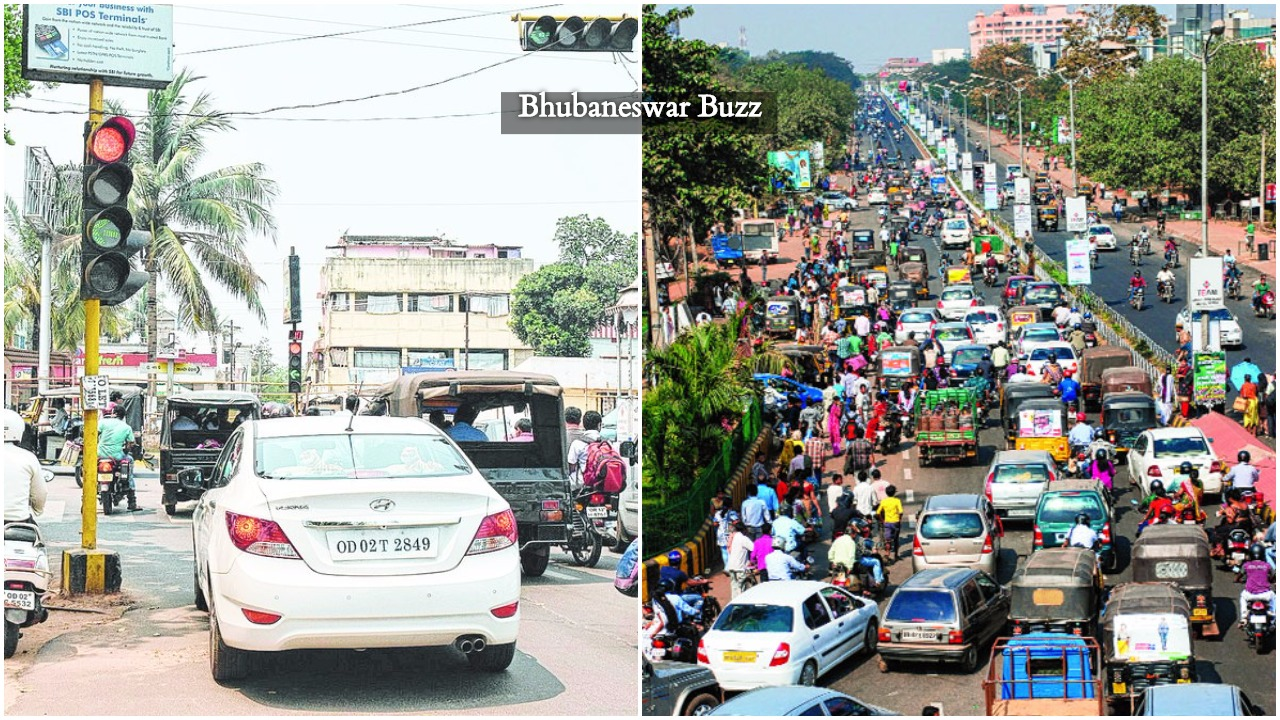 bhubaneswar buzz roads traffic street