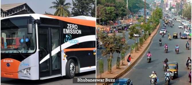 Feasibility study for Electric buses to ply on select roads in Bhubaneswar starting soon