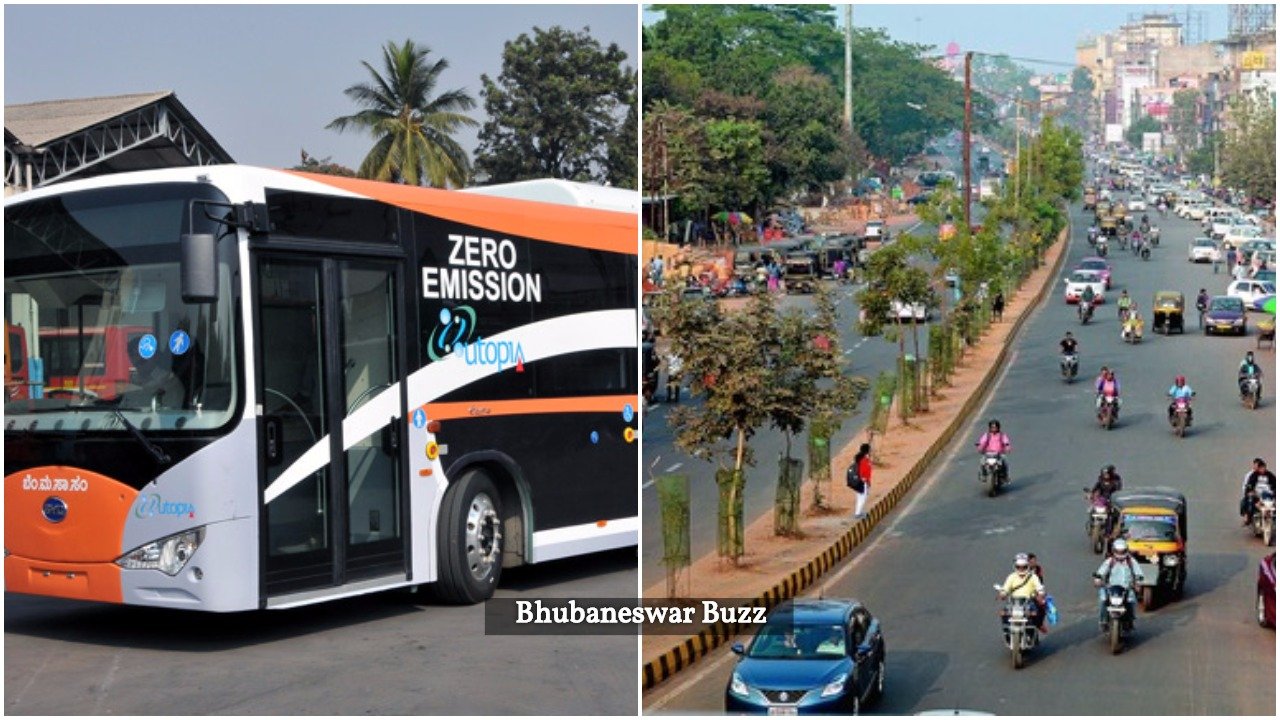 electric buses in bhubaneswar buzz feasibility study