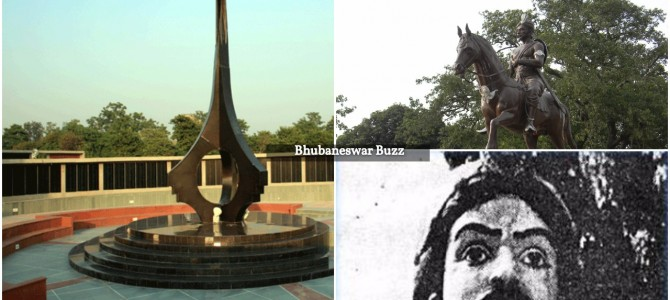 Bhubaneswar all set to get 29 feet high Martyrs memorial pillar with names like Jayi Rajguru, Buxi Jagabandhu etc