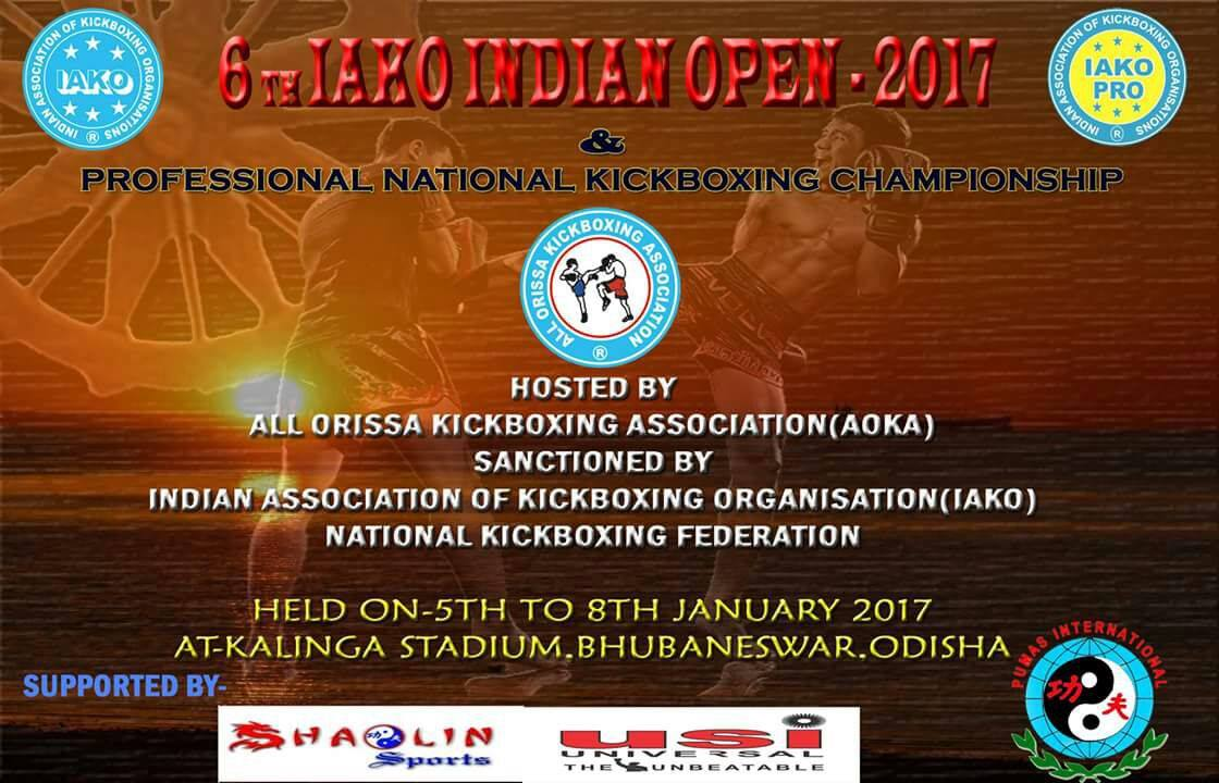 national kickboxing championship bhubaneswar buzz 2017