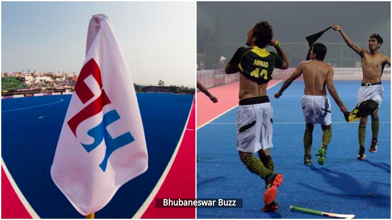 pakistan hockey bhubaneswar obscene incident bbsrbuzz