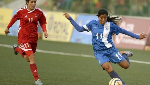 Meet Sasmita Malik of Odisha – one of India's shining stars in the SAFF women's football championship