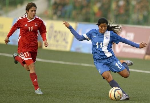 sasmita malik odisha woman footballer bbsrbuzz
