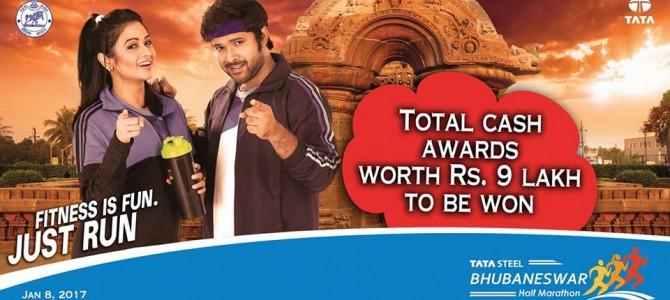 Tata Steel Bhubaneswar Half Marathon all set for 8th January, registered yet? Time running out