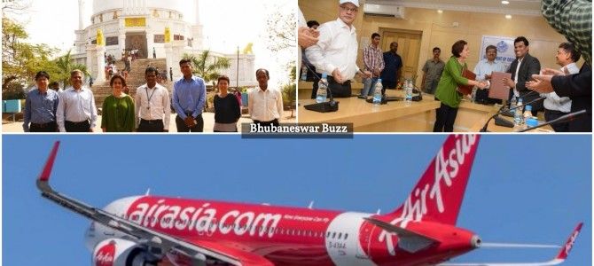 Things looking better this time for international flights to bhubaneswar as Air Asia signs MoU to start from April