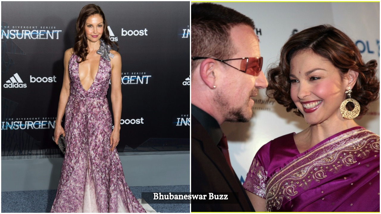 Ashley Judd coming to odisha bhubaneswar buzz