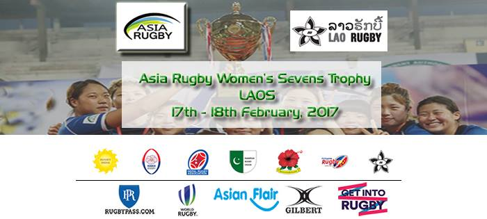 Asia rugby womens Laos