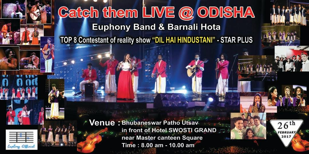 Euphony and barnali hota bhubaneswar buzz star plus