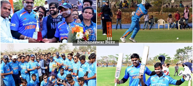 All Roads in Bhubaneshwar led to World Cup Match Venue to watch India have a glorious 9 wicket win