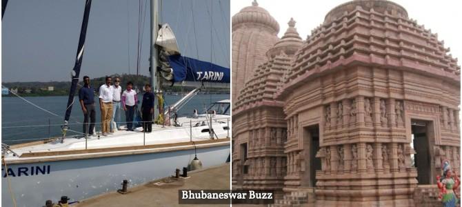 INSV Tarini : Indian Navy's second ocean-going sailboat named after Tara Tarini Temple in odisha