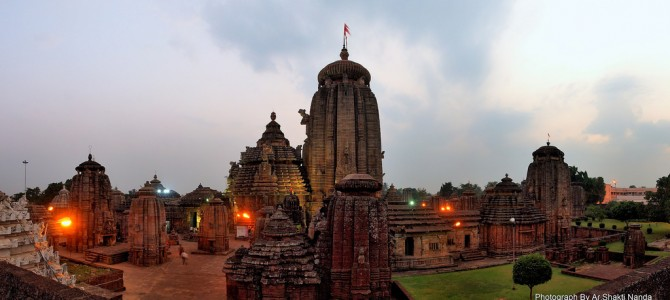 As Lingaraj Temple gears up for Maha Shibaratri, CCTV cameras are now installed for security