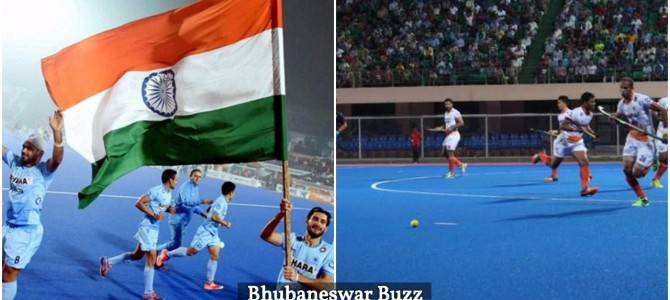 Odisha gets ready to host its biggest sporting event ever : Hockey World cup 2018