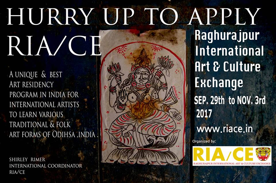 Raghuraj pur cultural exchange program 4
