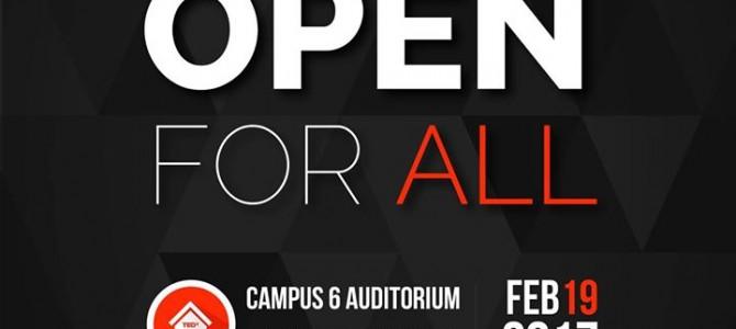 Coming soon : TEDxKIITUniversity Celebrating Smaller Ideas having Massive Effect