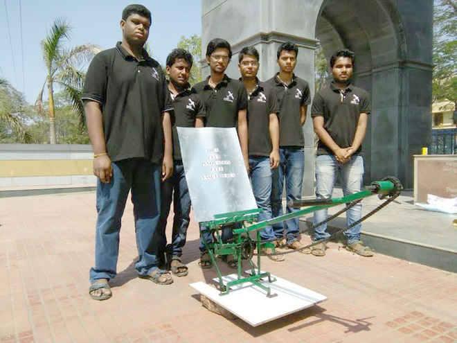 VSSUT burla rice transplanting machine bbsrbuzz 1