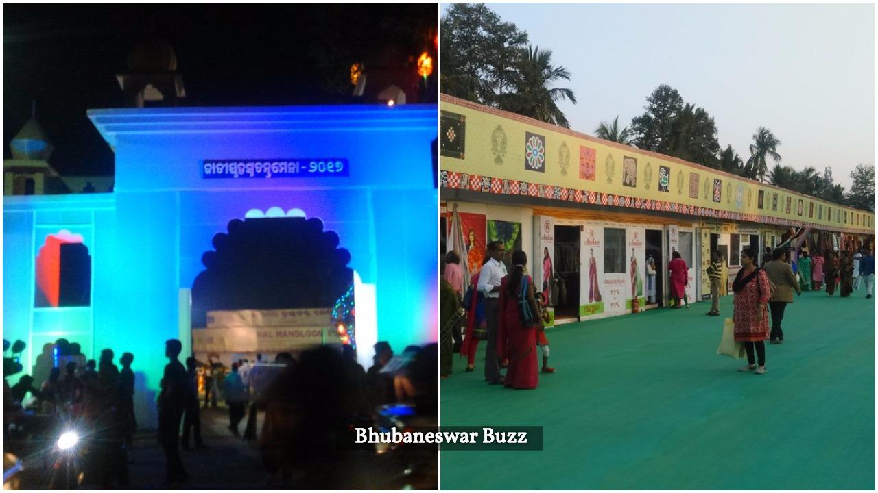 handloom expo bhubaneswar buzz 2017