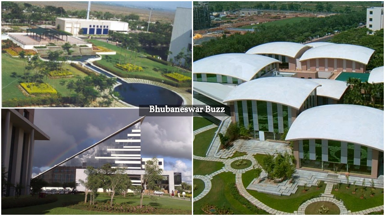 20 Years Back Infosys Chose Bhubaneswar To Open Development Center Much Earlier Than Other