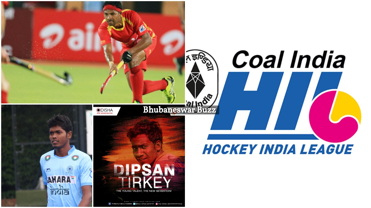odisha players in hockey india league bbsrbuzz