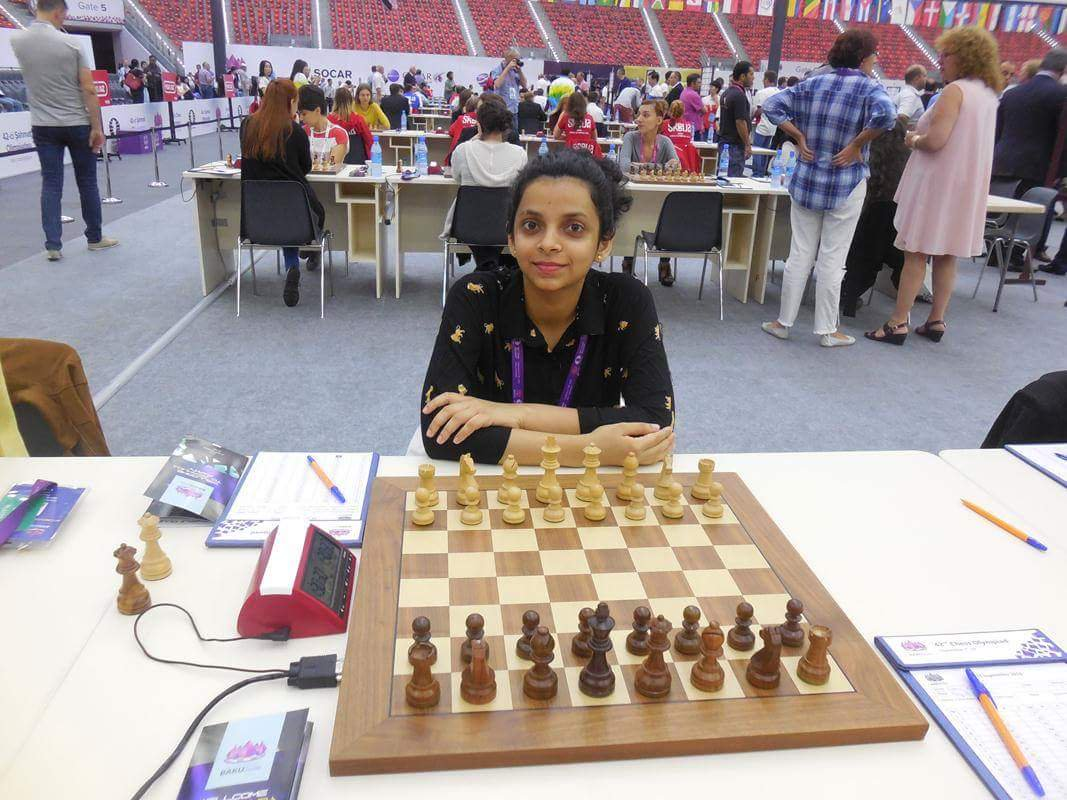 padmini rout chess odisha
